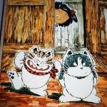 「じゃりン子チエ」の愛すべき猫バカキャラクター
