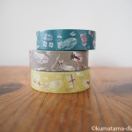 レトロで可愛い関美穂子さんの「猫屋敷マスキングテープ」