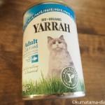 ヤラーCATパテ缶フィッシュを買いました【レビュー】