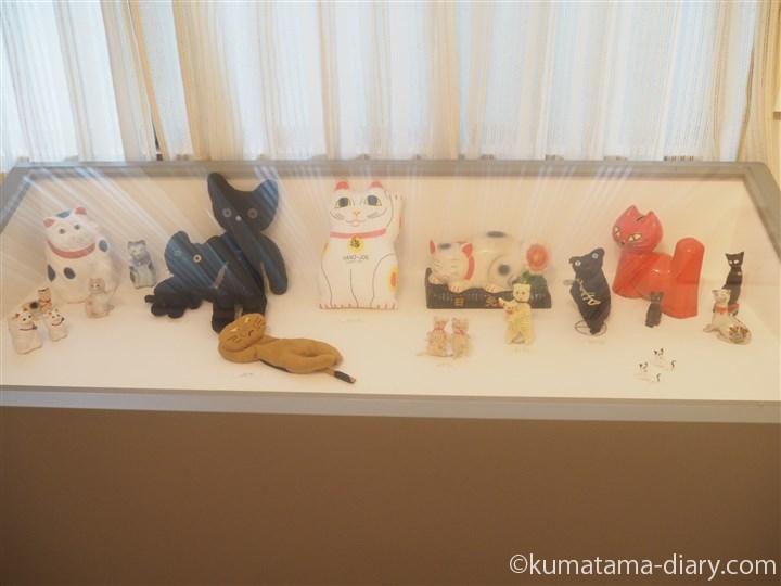 猫グッズコレクション