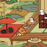 ねこあつめver.1.4.0で新しく追加された猫と秋グッズ