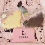 前橋のシフォンケーキ専門店「LEON(レオン)」の猫クッキー
