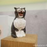 「Shinjuku 20 factories」でバンナイリョウジさんの木彫り猫を見ました~その2~