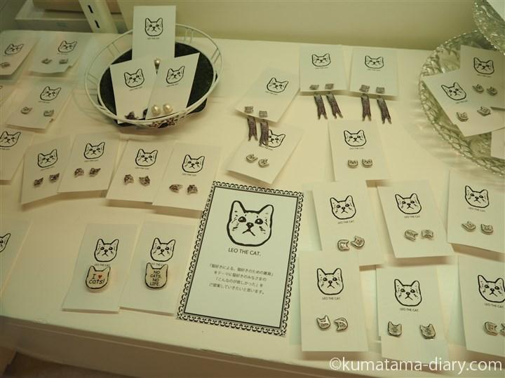 LEO THE CATさんのピアス