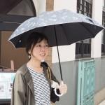 猫柄がかわいいフェリシモ猫部の「ニャンブレラ〈晴雨兼用傘〉」を買いました【レビュー】