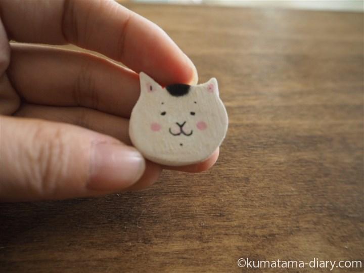 猫村さんの顔