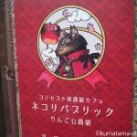 猫エイズに感染したりんご猫専門の保護猫カフェ「ネコリパブリック東京中野店」に行ってきました