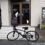 自転車で狭山市にある保護猫カフェ「funnyCat」へ行ってきました