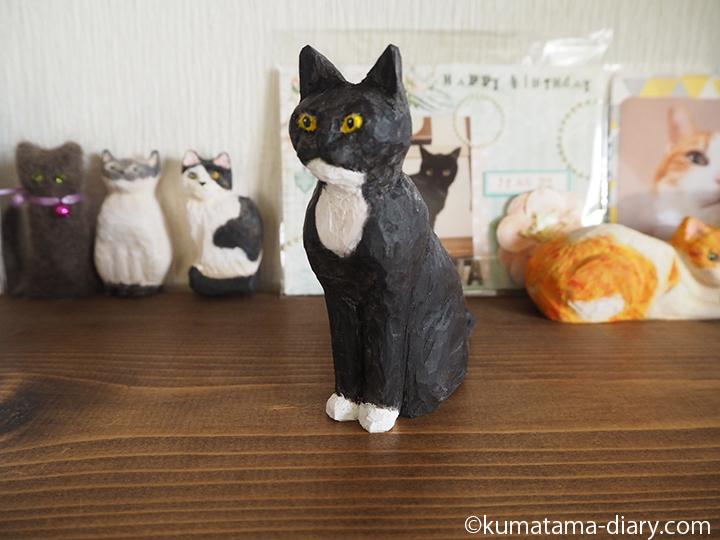 黒白猫さん左側