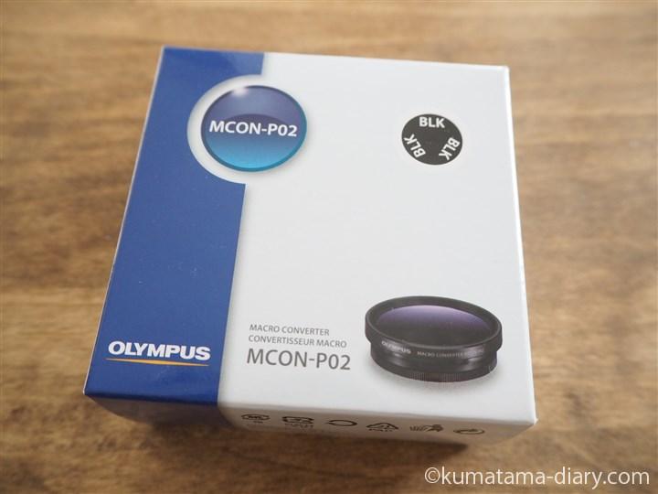 OLYMPUS ミラーレス一眼 マクロコンバーター MCON-P02