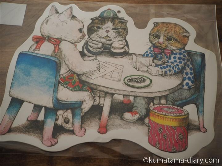 ヒグチユウコさんのポストカード