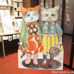 「ヒグチユウコさん×三省堂書店池袋本店クリスマスフェア」を見に行きました