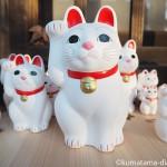 招き猫発祥の地「豪徳寺」へ行ってきました