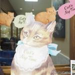 アフタヌーンティー・ティールームで猫のお茶会「キャッツ ナップタイム アフタヌーンティーセット」を食べました