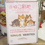 東急ハンズ池袋店の「ねこ路地 IKEBUKURO 2017SPRING」を見に行きました