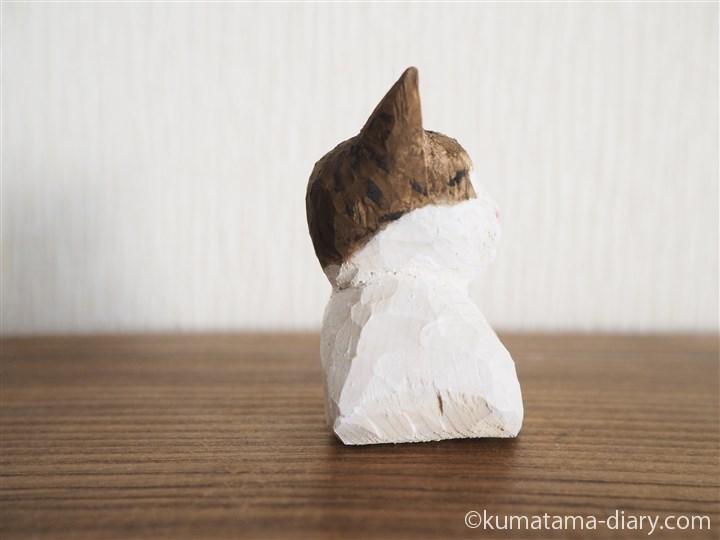 キジトラ白猫さん右