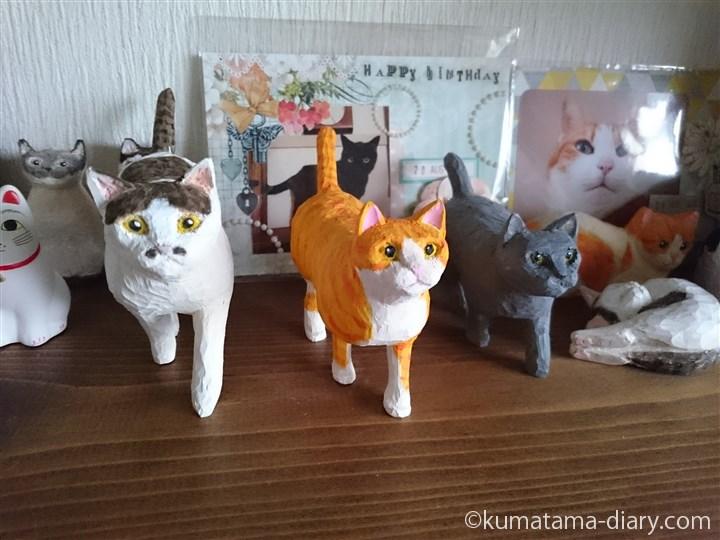 歩く猫3体目