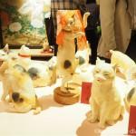 目黒雅叙園「福ねこat百段階段」展~和室で楽しむねこアート~その2