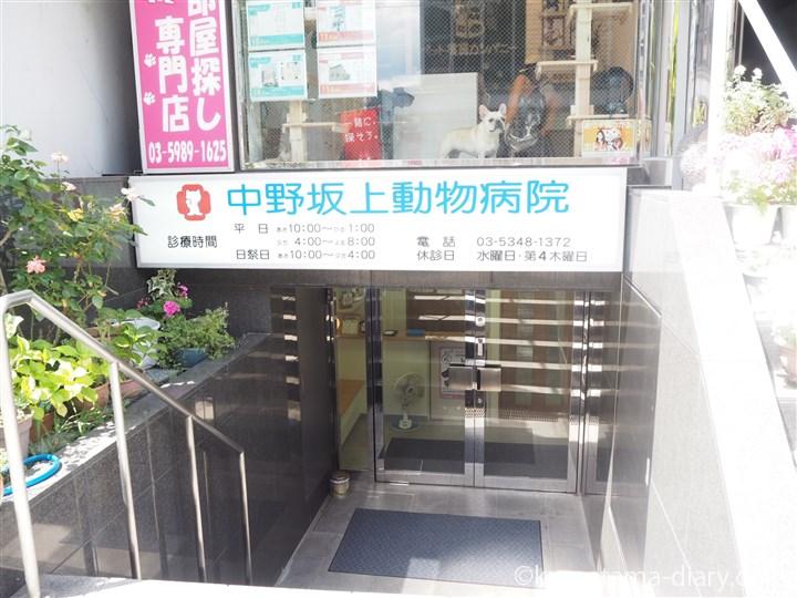 中野坂上動物病院