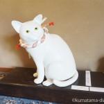 【千葉県匝瑳市】松山庭園美術館で「猫ねこ展覧会2017」を見ました