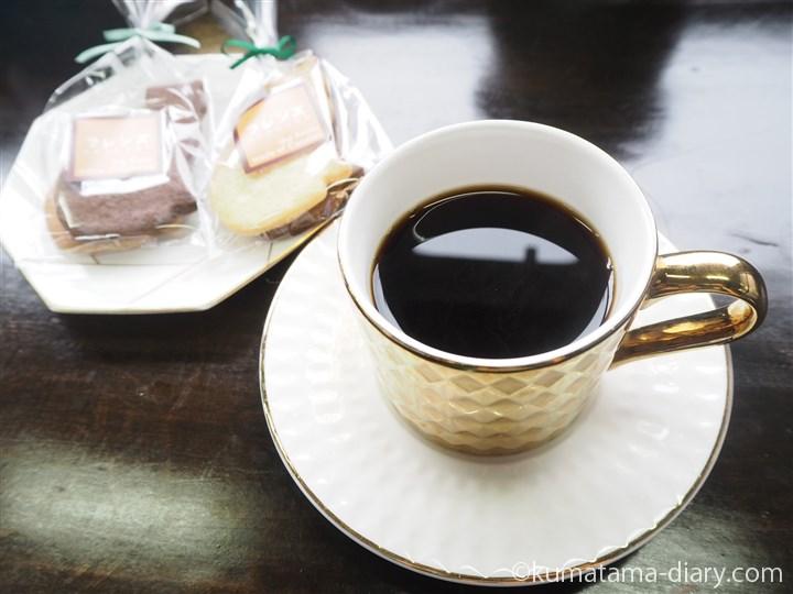 コーヒーネコクッキー付き