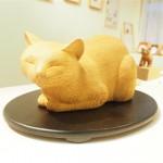 【京橋】メゾンドネコで「おやじと猫ー猫とも新聞特別企画ー」を見ました