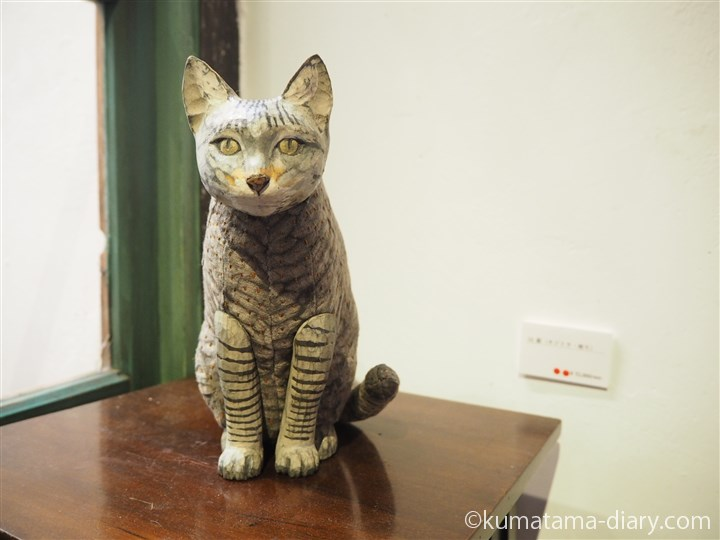 安田ジョージさんの猫