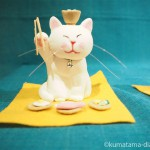 【谷中】「ギャラリー猫町」で高橋理佐さんの粘土教室に参加しました