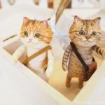 【原宿】ドヤ顔の小さな猫さんが大集合!「100匹のどやねこ展」を見ました