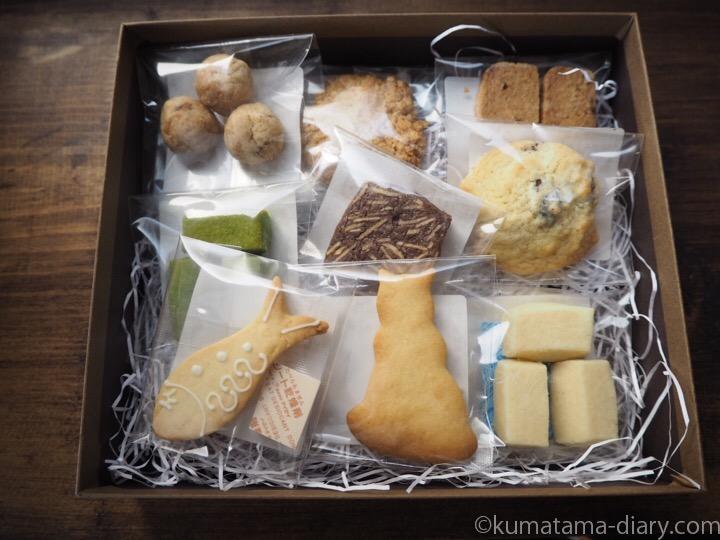 ムムスのクッキー