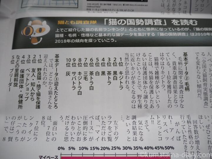猫の国勢調査