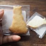 可愛くておいしい「Chiffon Cake Mums(シフォンケーキ ムムス)」の猫クッキー