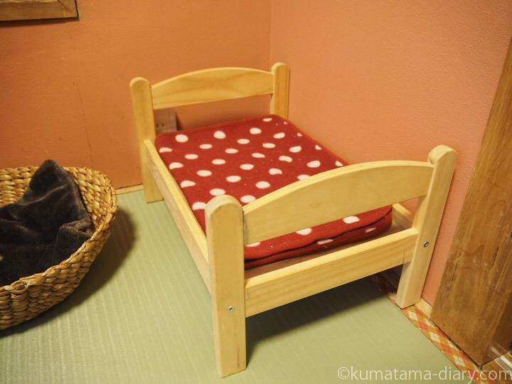 IKEA猫ベッド