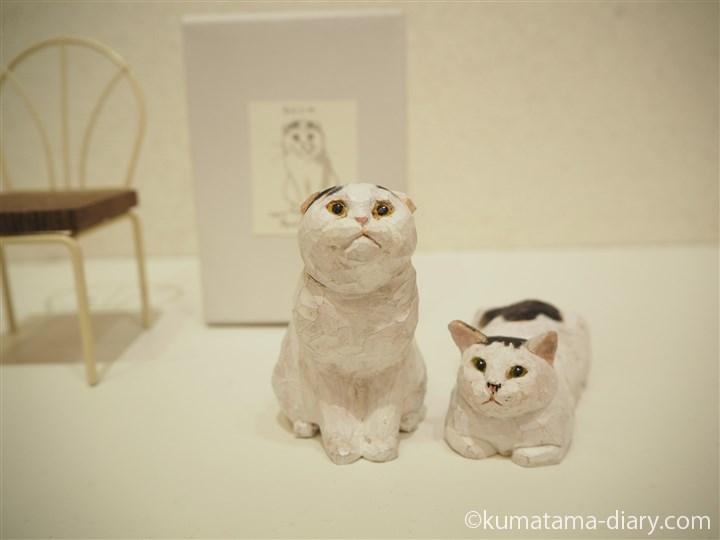 バンナイさんオーダー猫