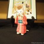 「猫都(ニャンと)の国宝展 at 百段階段 ~猫の都の国宝アート~」その2