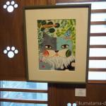 小林真理江×ネコリパブリック東京お茶の水店 猫の絵だけの展覧会「With a CAT!」