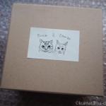 シャムトラとオレンジシャムの木彫り猫を送りました