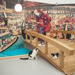 【両国】江戸版の猫カフェ「江戸ねこ茶屋」に行ってきました