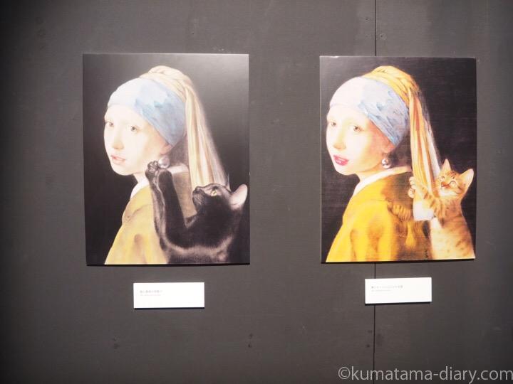 フェルメーラ「青いターバンの少女」の絵