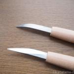 道刃物工業の「繰刀 ナギナタスクイ」と「繰刀 ナギナタ反り」を買いました