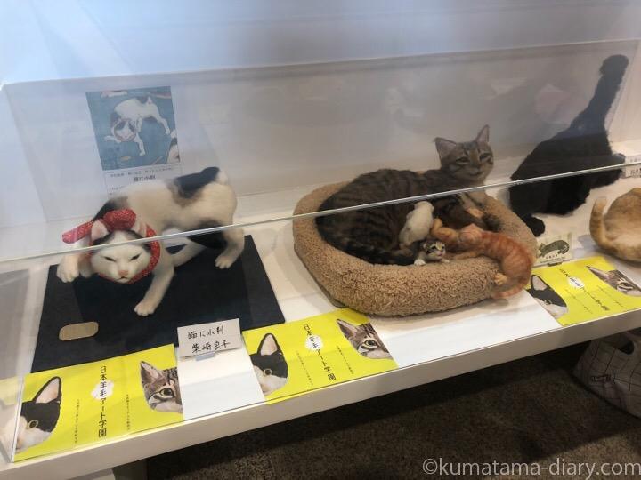 佐藤法雪と猫科作品