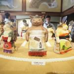 「猫都(ニャンと)のアイドル展 at 百段階段」で猫力士の土俵入りを見ました
