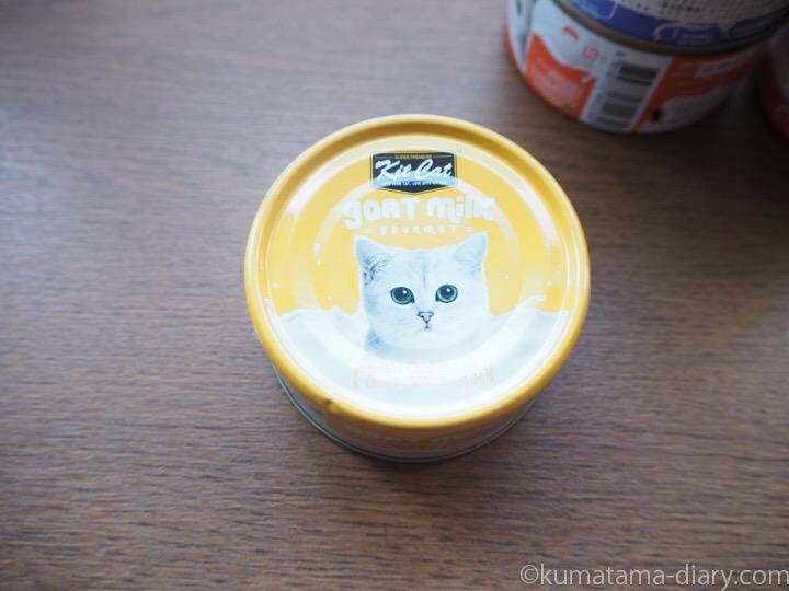 キットキャット ゴートミルク チキン&チーズ