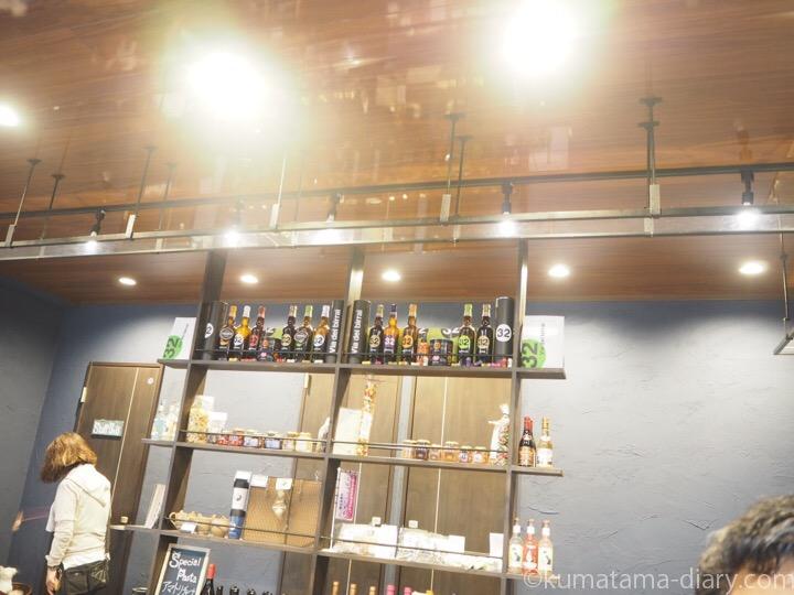 宿木カフェ店内