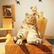 木彫り猫チグリスくん