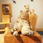 GINZA TANAKA「はしもとみお彫刻展-かたちの向こうにあるもの-」を見ました
