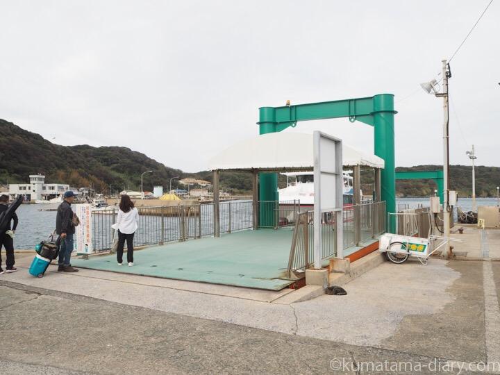 相島渡船場