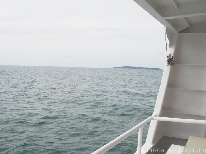 相島行きの渡船