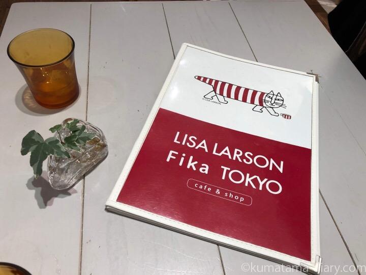 リサラーソン カフェ