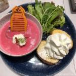 リサ・ラーソンの期間限定カフェ「LISA LARSON Fika TOKYO」でミンミプレートを食べました